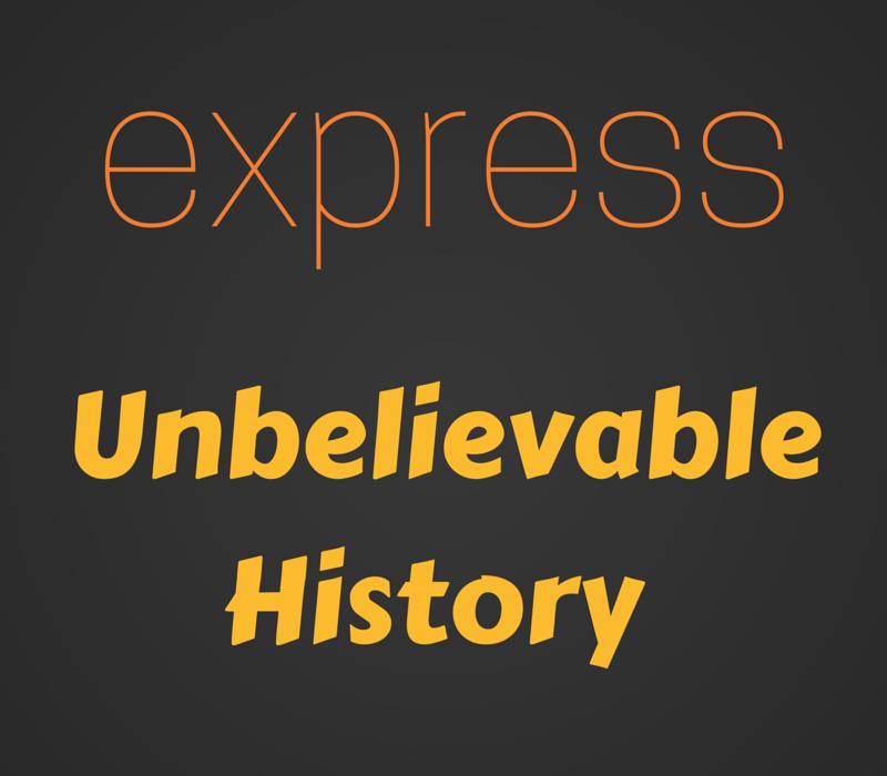 history-express-javascript-framework