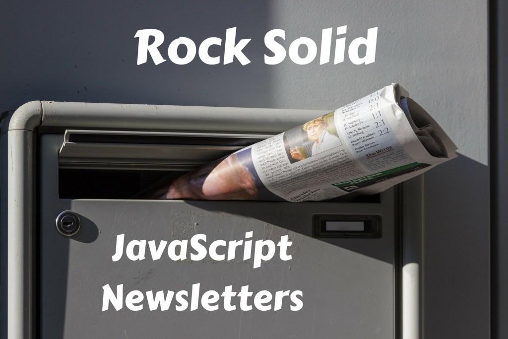 javascript-newsletters